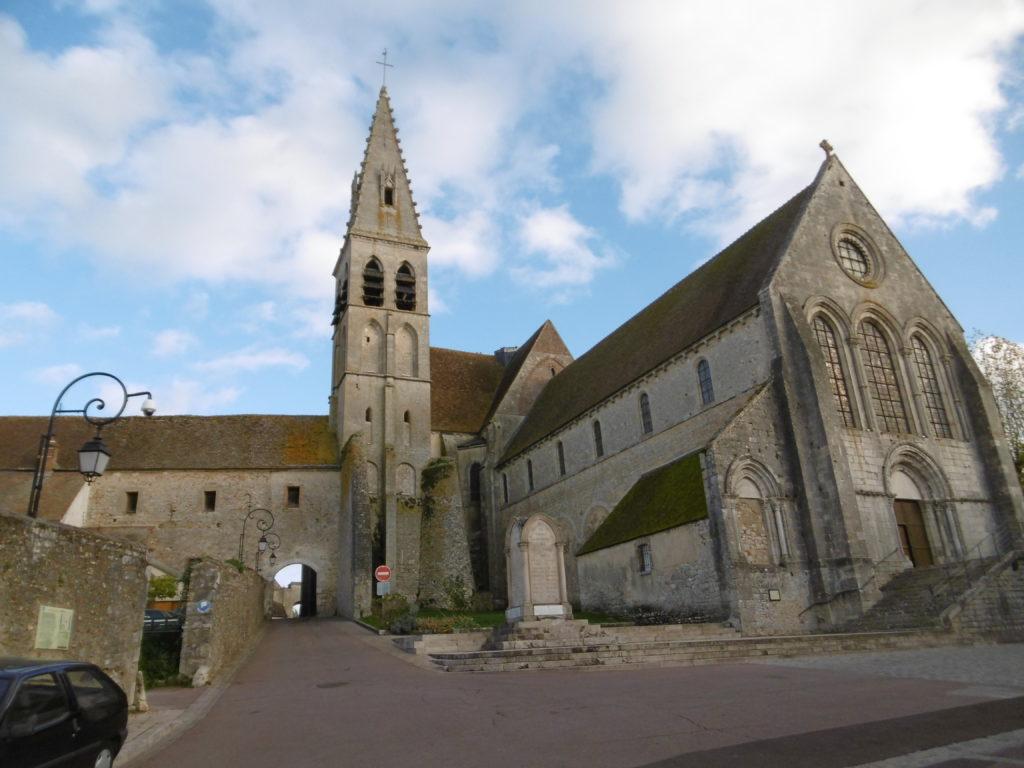 Abbatiale de Ferrières-en-Gâtinais