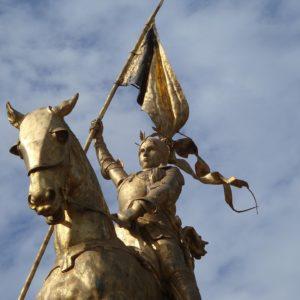 Samedi 3 juillet, venez marcher sur les pas de Jeanne d'Arc !